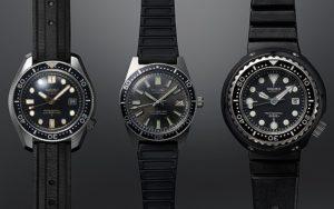 Водолазные часы Seiko