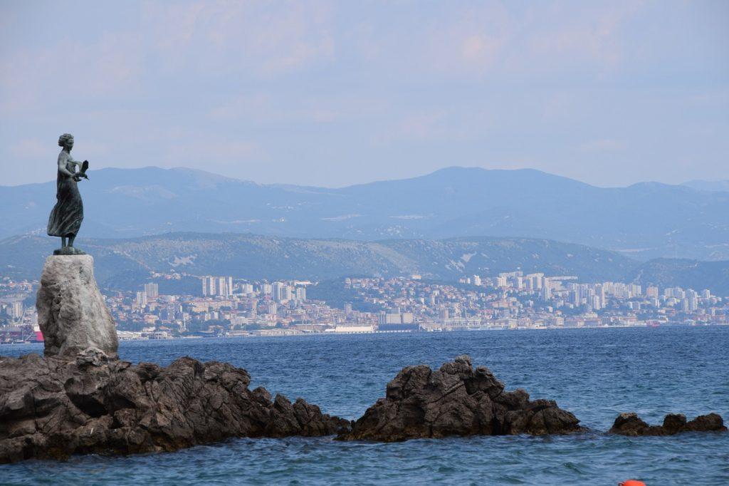 Опатия Хорватия (Фото magpiesfan75 Pixabay)